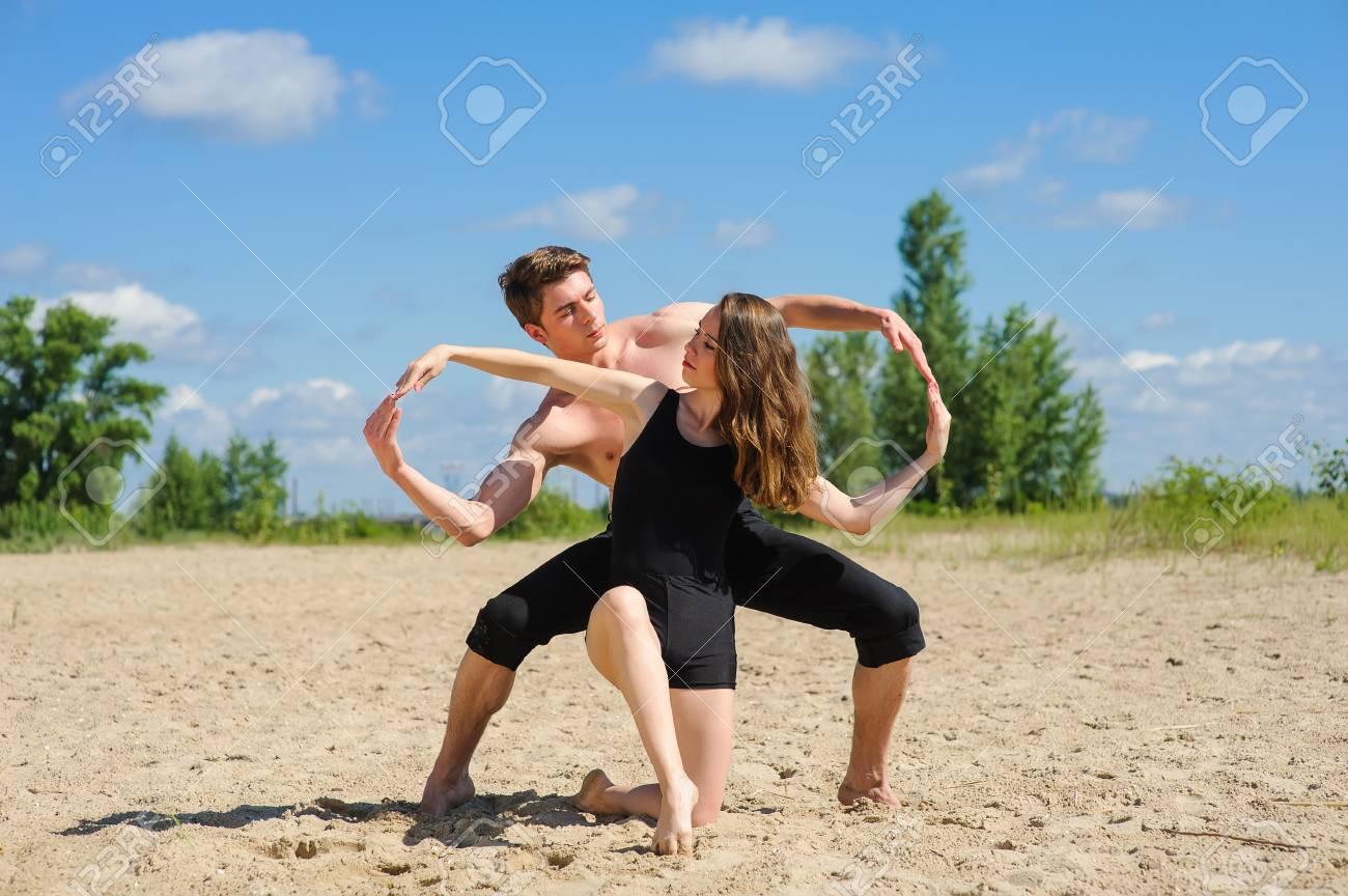 Naked beach dancing — img 8