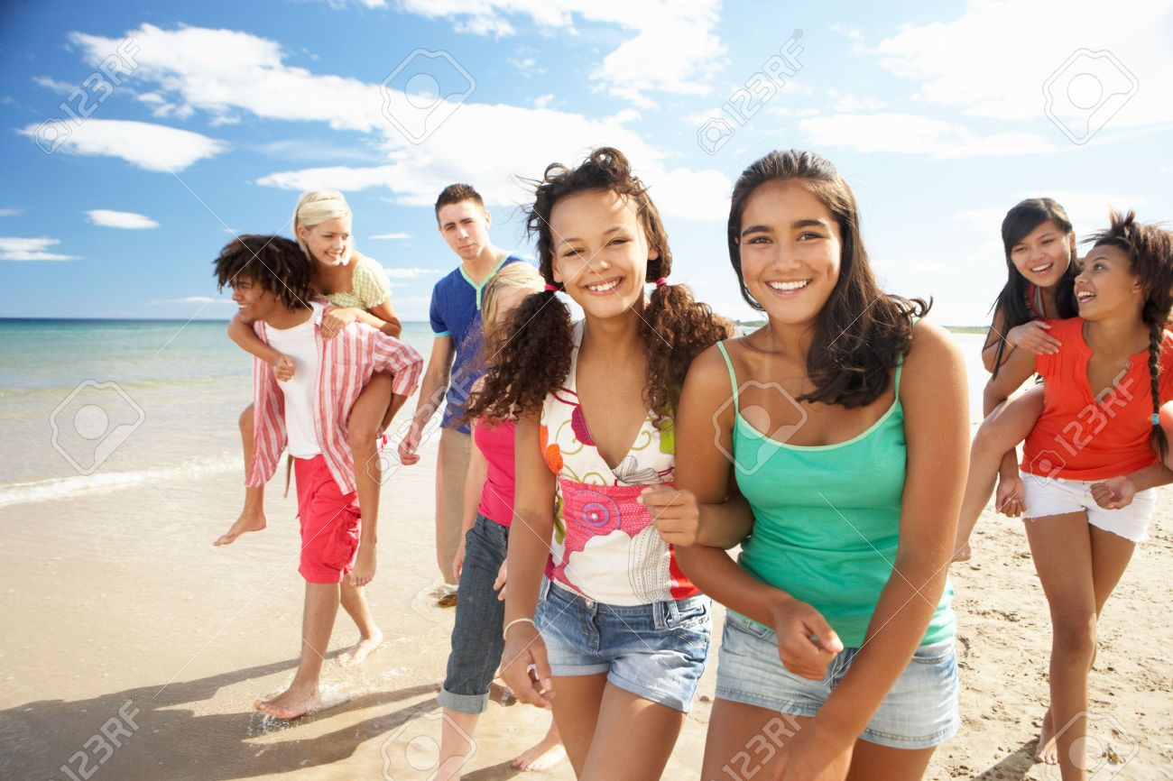 Jugendliche strand Webcam Jesolo,