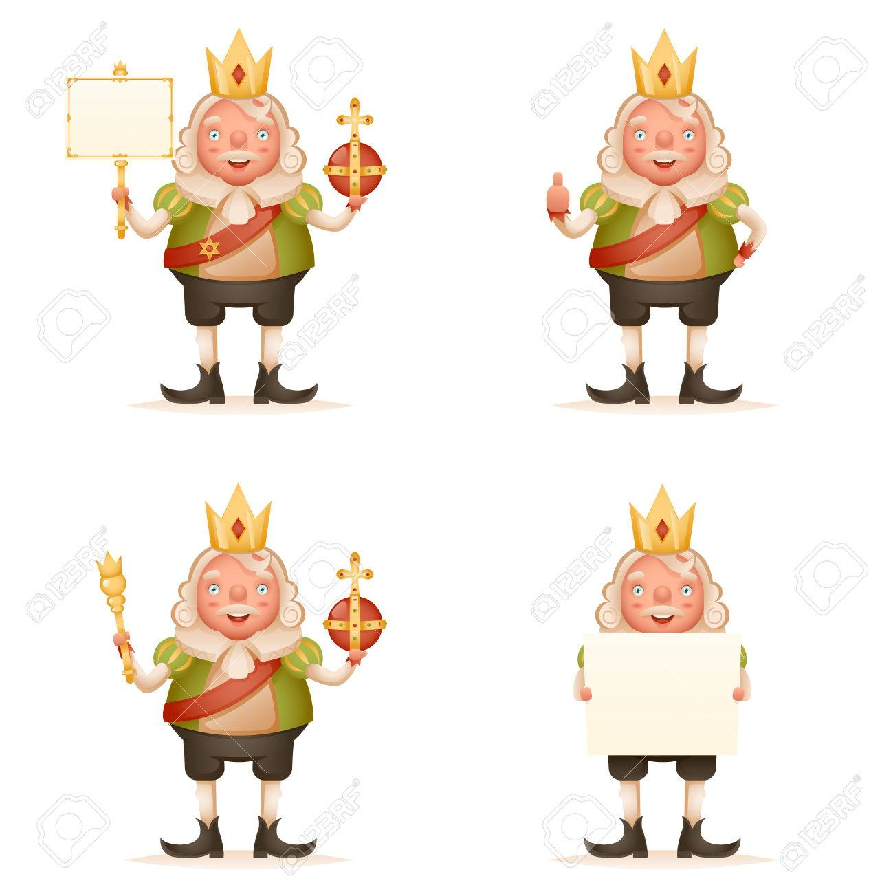 King Cute Cheerful Ruler Blank Paper Thumb Up Crown Head Power Royalty Free Cliparts Vectors And Stock Illustration Image 77941643 How to draw head cartoon girl. king cute cheerful ruler blank paper thumb up crown head power