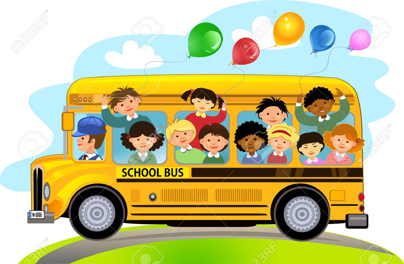 23 836 school bus cliparts stock vector and royalty free school bus rh 123rf com clipart of school bus school bus clip art pictures