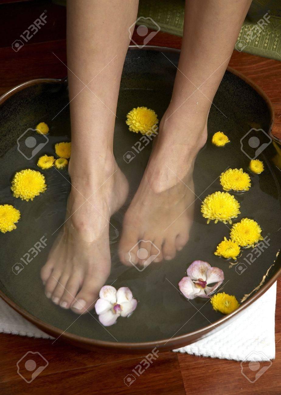 foot treatment spa