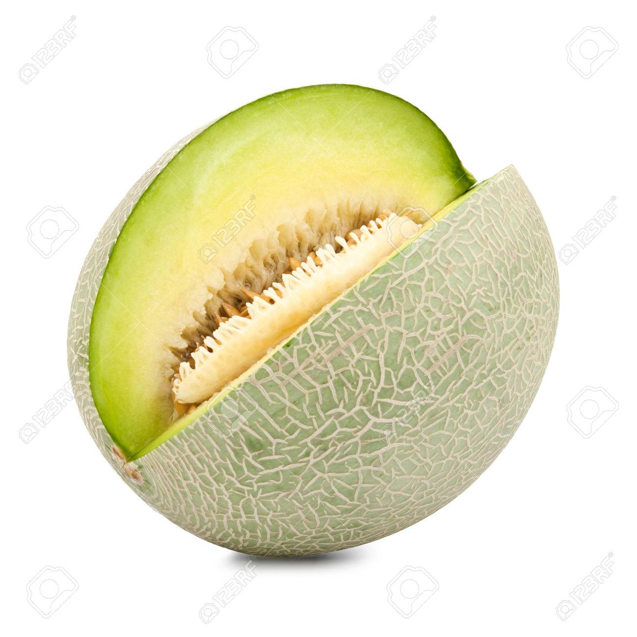 Green Cantaloupe Melon Isolated On White Stock Photo Picture And Royalty Free Image Image 57723721 Book a guided tour with us today! green cantaloupe melon isolated on white