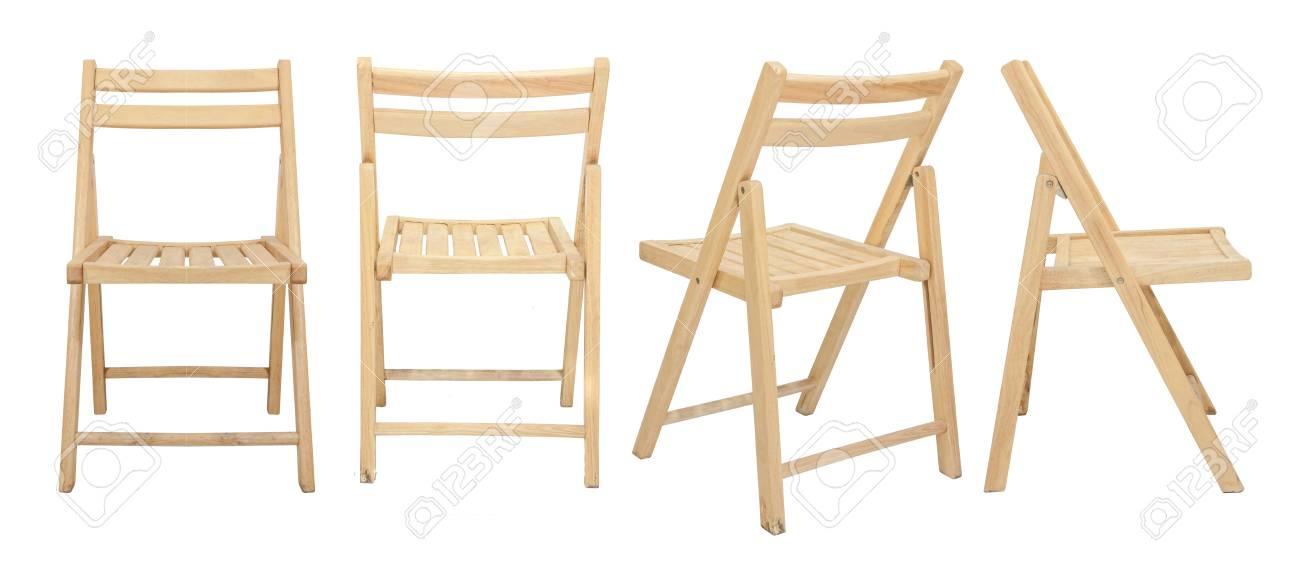 Stock Sedie Di Legno.Immagini Stock Sedie Di Legno Isolato Su Sfondo Bianco Image 64253255