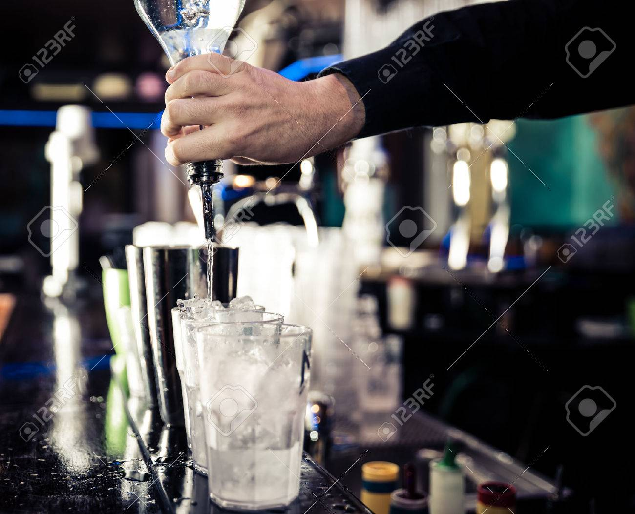 bartending stock photos images royalty free bartending images and