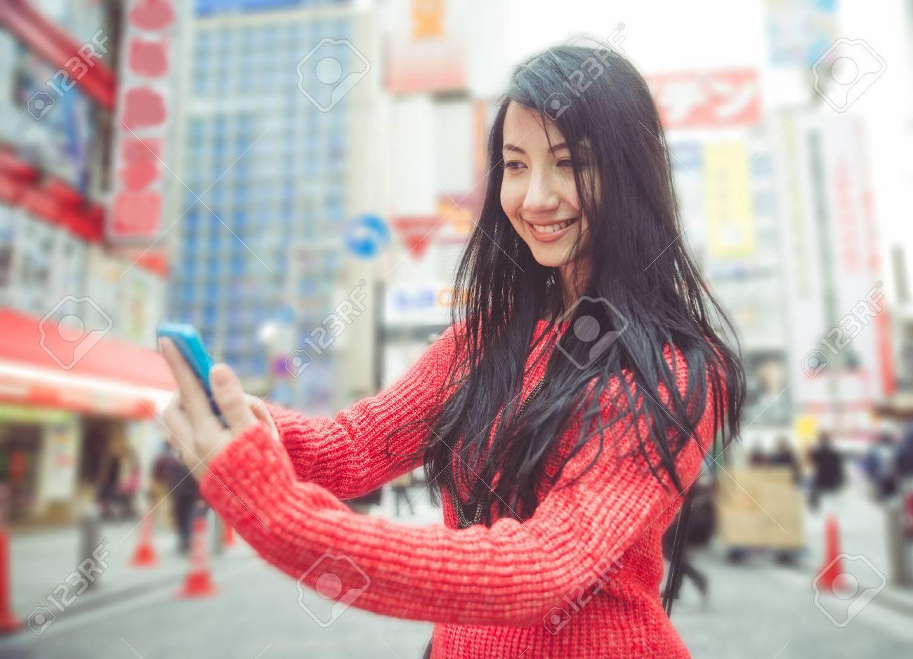 Freie Bilder von japanischen Mädchen #13