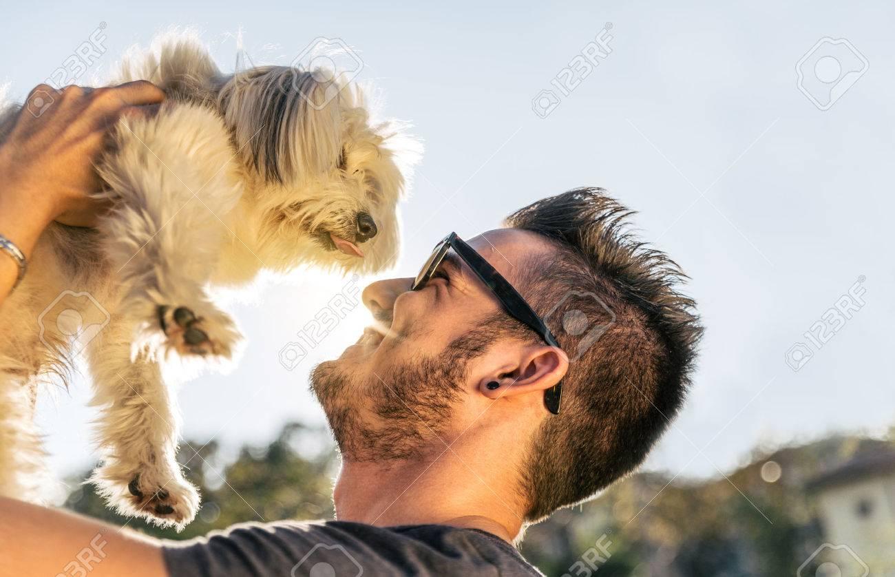 Brilliant Coole Haustiere Collection Of Hund Und Seinen Besitzer - Cool Hund