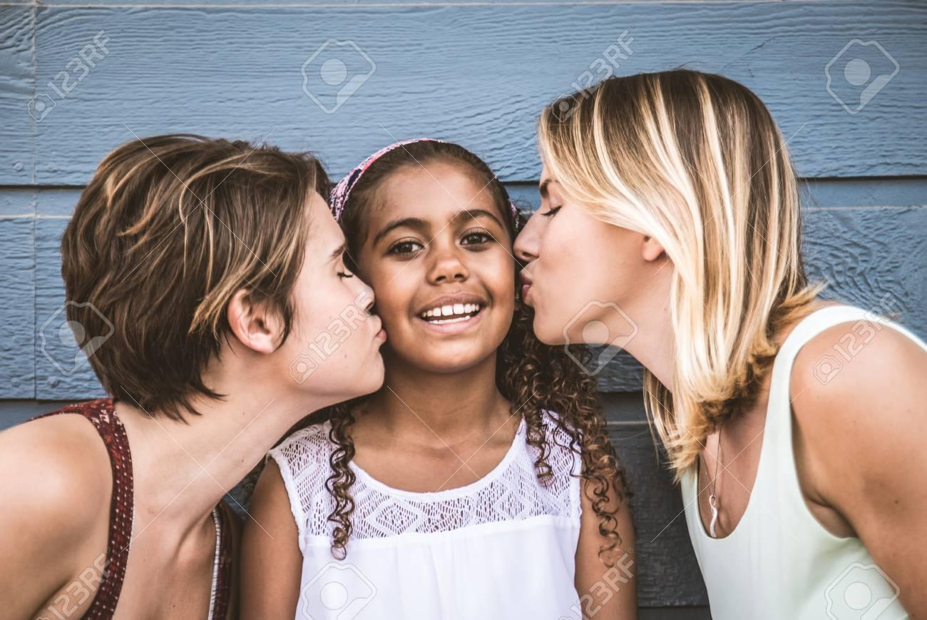 Fille lesbienne