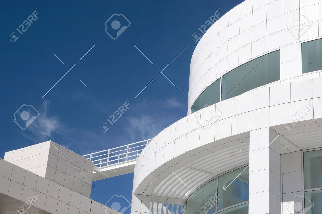 Fantastic Modern Architecture Of The Getty Center Los Angeles