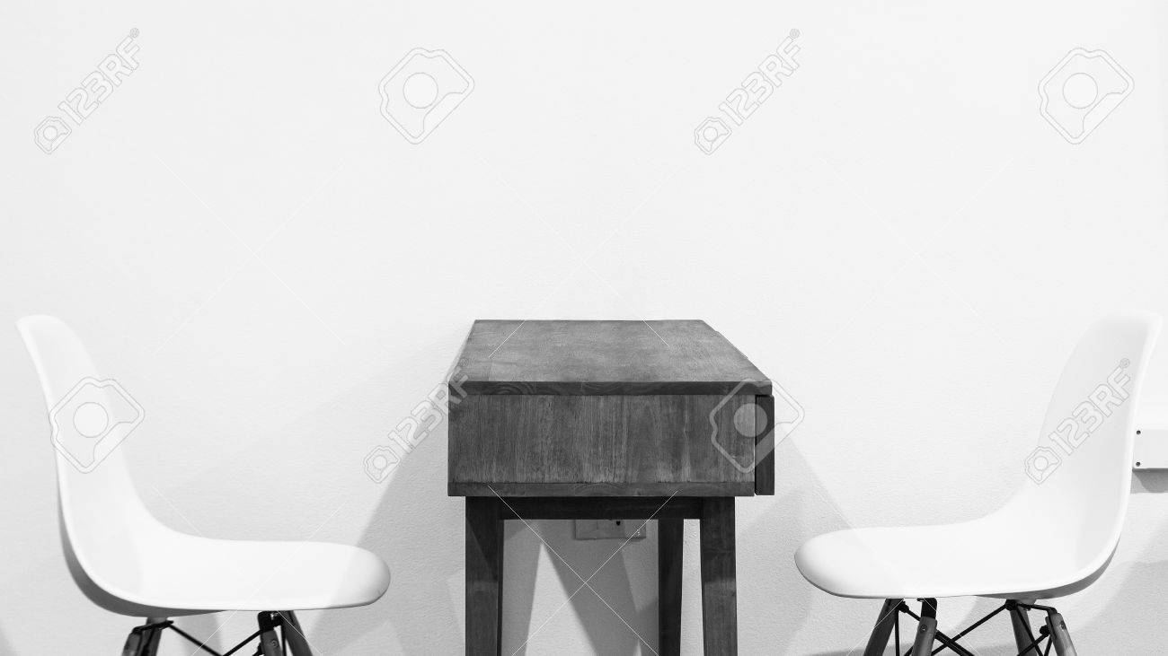 Modern Table And Chairs Furniture For Office Cafe Restaurant Stock Photo Picture And Royalty Free Image Image 76373205