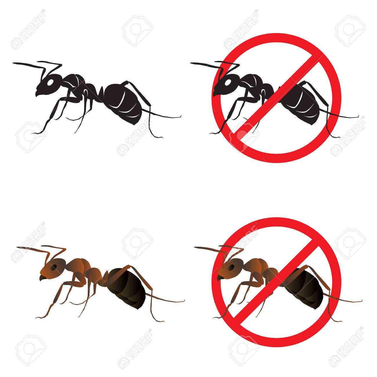 966 ant vector stock illustrations cliparts and royalty free ant