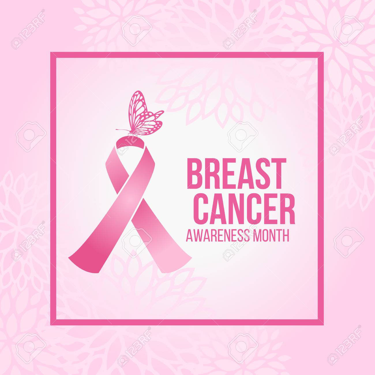 Celebrations Occasions Inspirational Message Card Breast Cancer Card Support Love Get Well Pink Ribbon Credify One