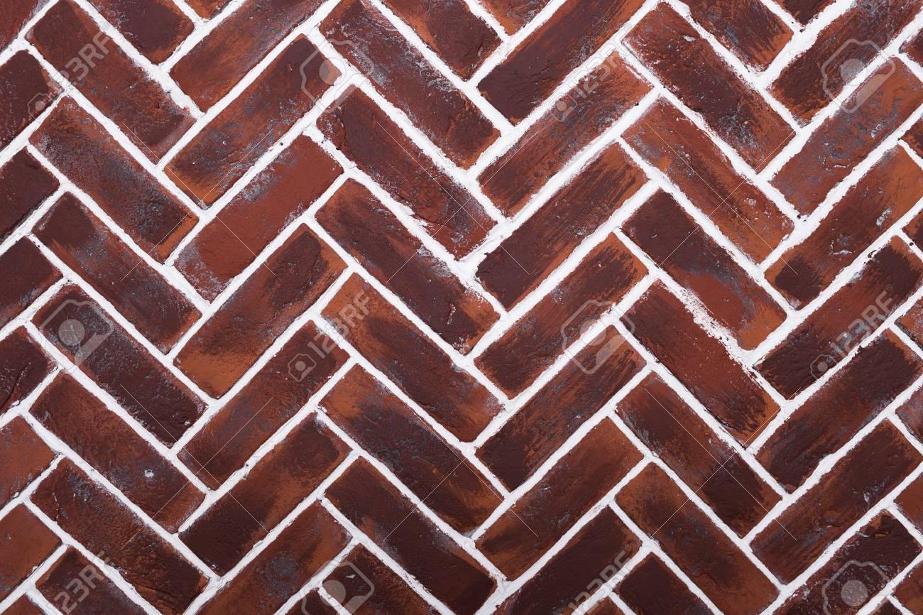 Mur De Briques Texture Couleur Rouge Arriere Plans Pour Les