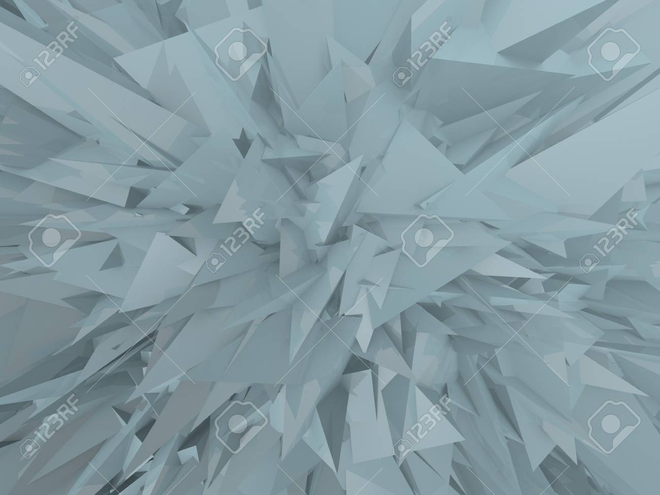 blue grey chaos background Stock Photo - 17578735