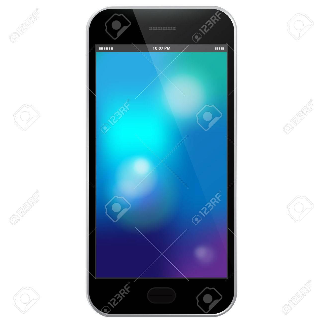 Vector illustration Mobile Phone - 45723160