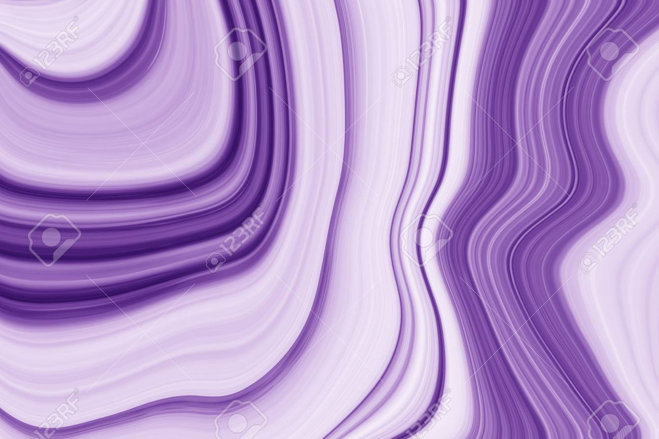 Marble Ink Colorful Purple Marble Pattern Texture Abstract