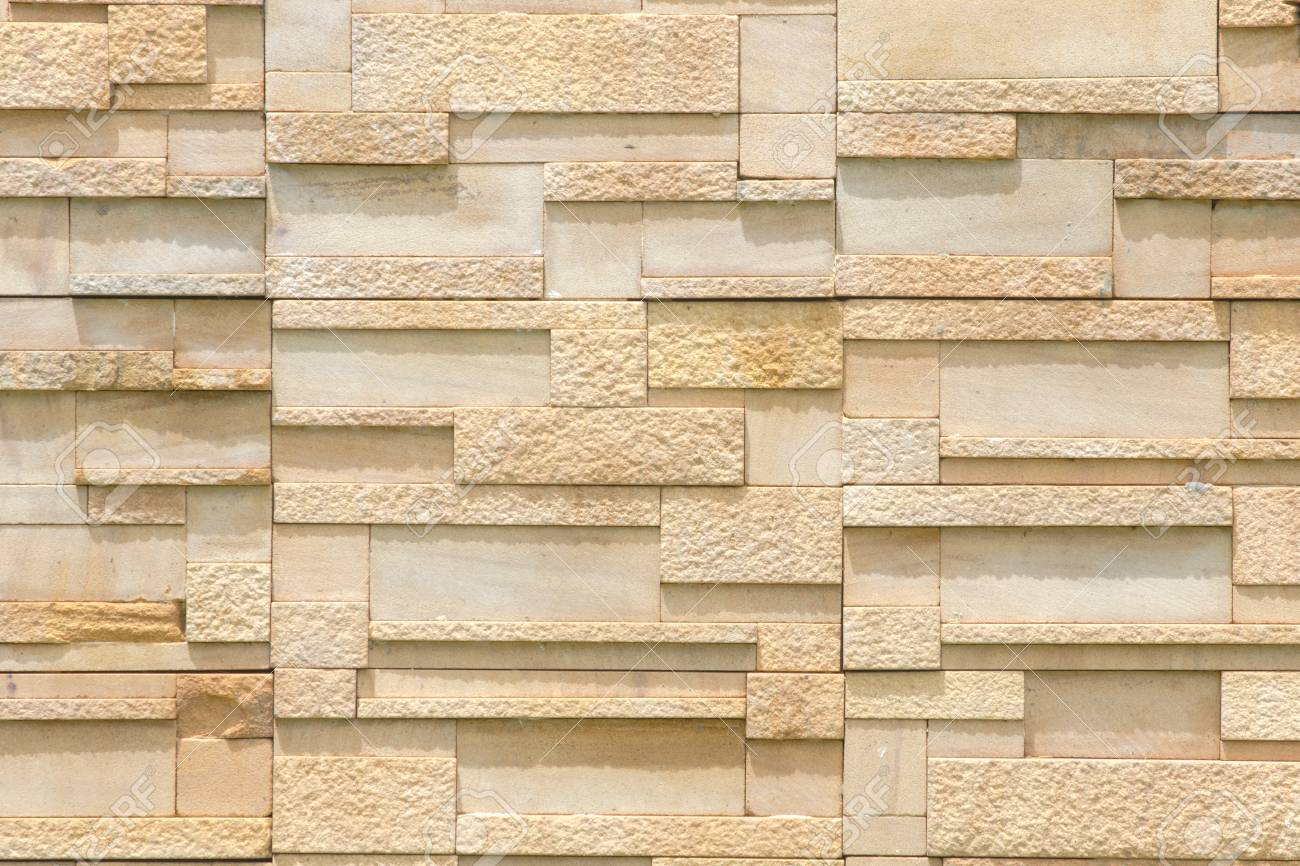 Brick Wall Pattern Gray Color Of Modern Style Design Decorative ...