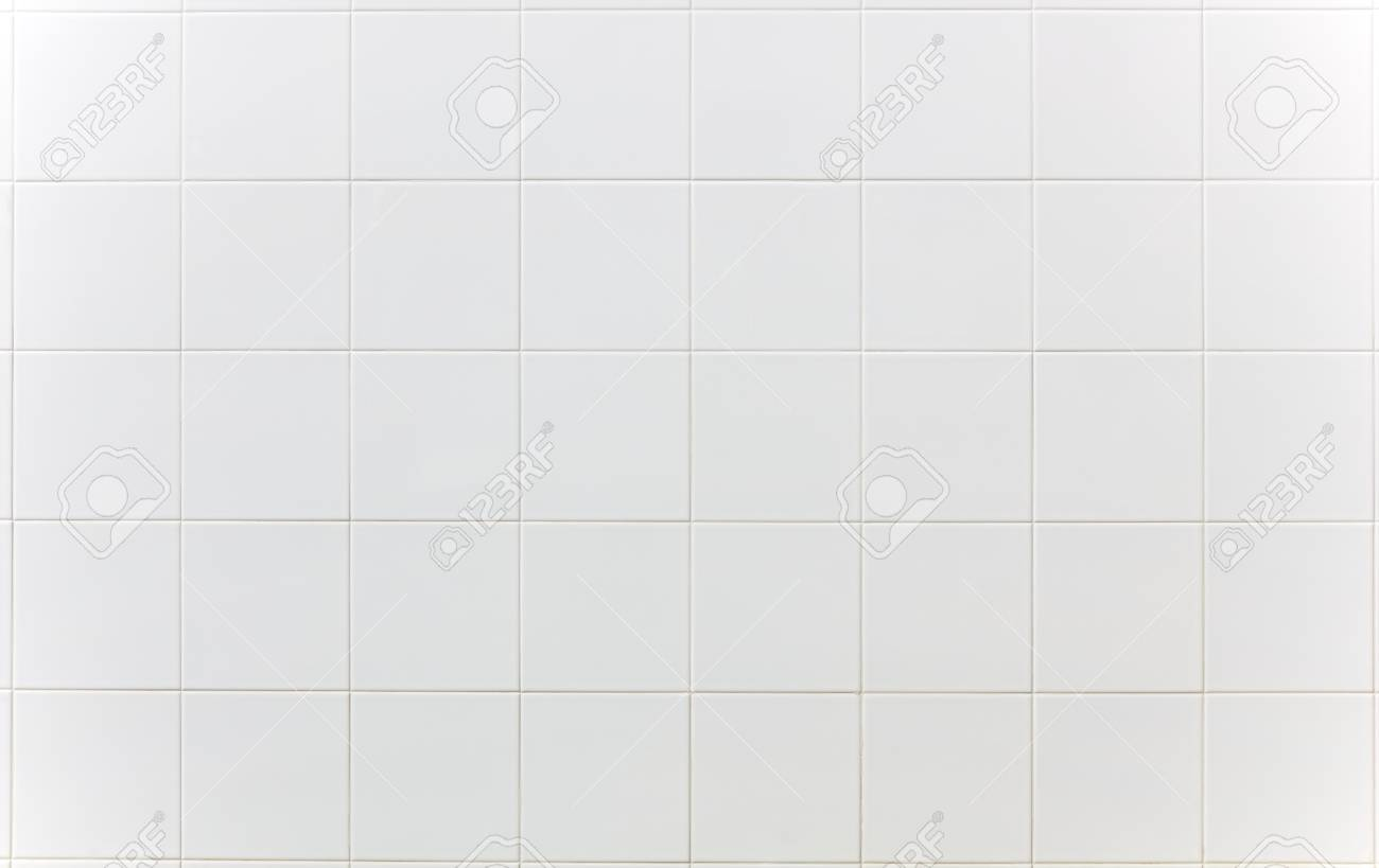 White Ceramic Tiles Wall For The Decoration Of The Bedroom Stock Photo Picture And Royalty Free Image Image 71779180