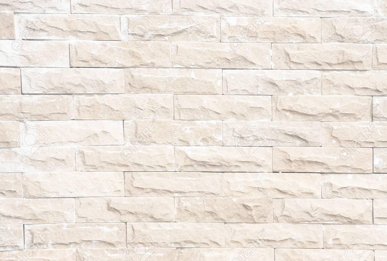 Faire Un Mur De Photos Décoration mur de pierre blanc vignette de texture utilisée pour faire le fond ou  l'utiliser dans la conception et la décoration À l'extérieur de la maison.