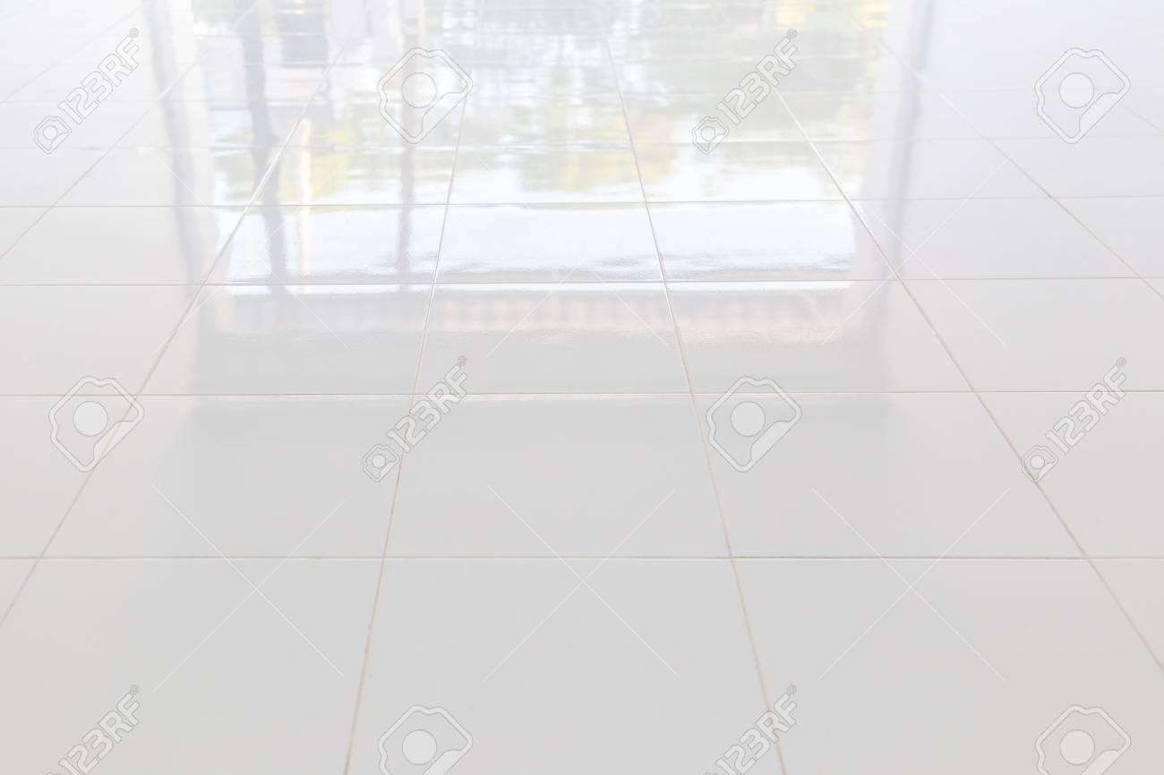 office floor texture. Tiles Floor Texture Or Office With The Morning Sun, Windows Reflect Reflection. A
