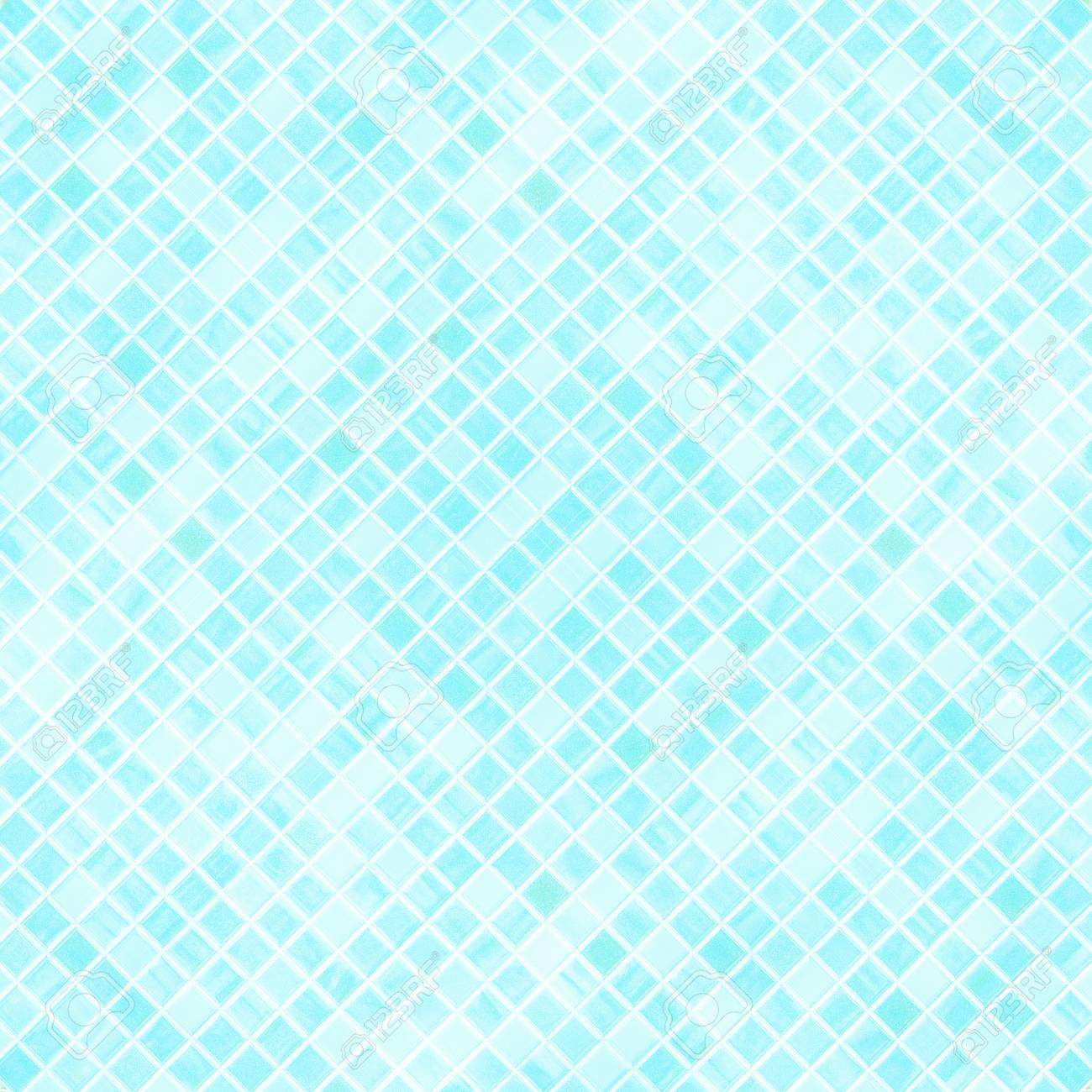 Pastel Blue Color Ceramic Tile Wall Texture Background ,Home.. Stock ...