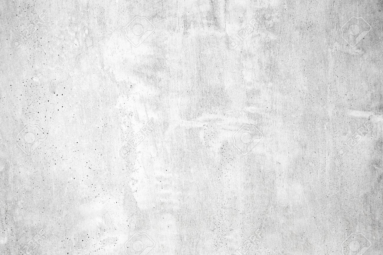 white concrete texture background of natural cement or stone old texture as a retro pattern wall.Used for placing banner on concrete wall. - 112595414