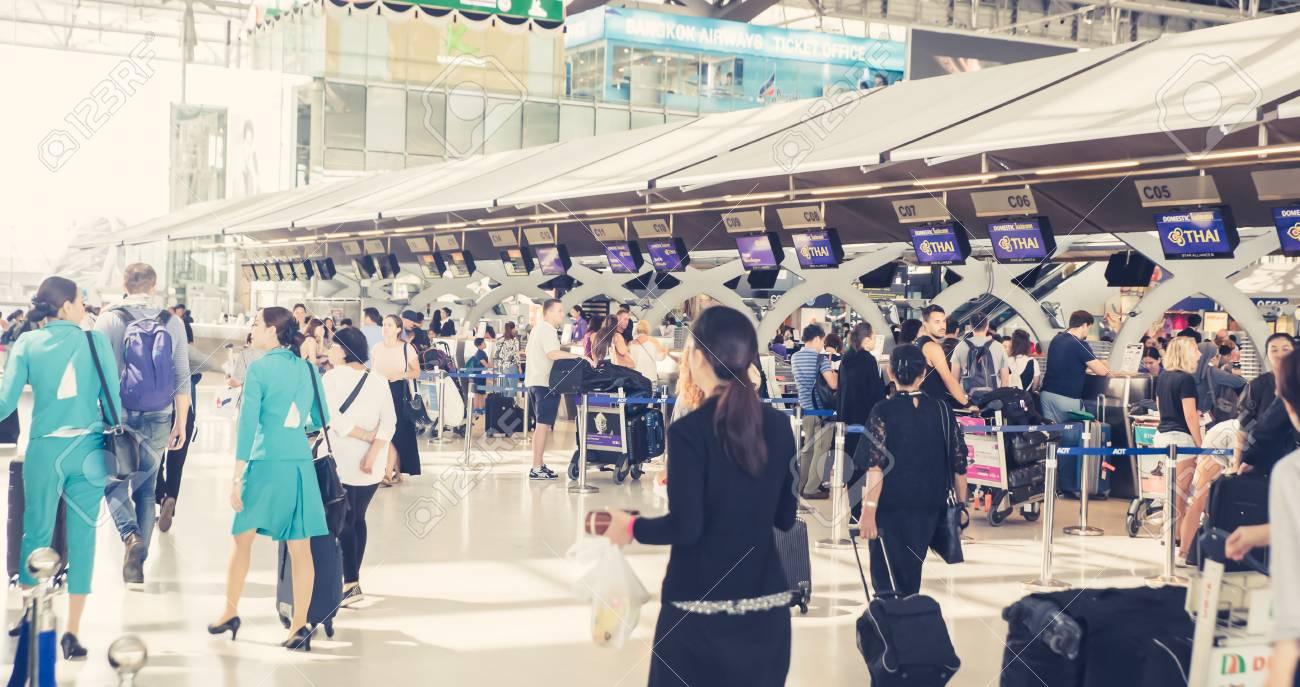 バンコク)バンコク空港スワンナ...