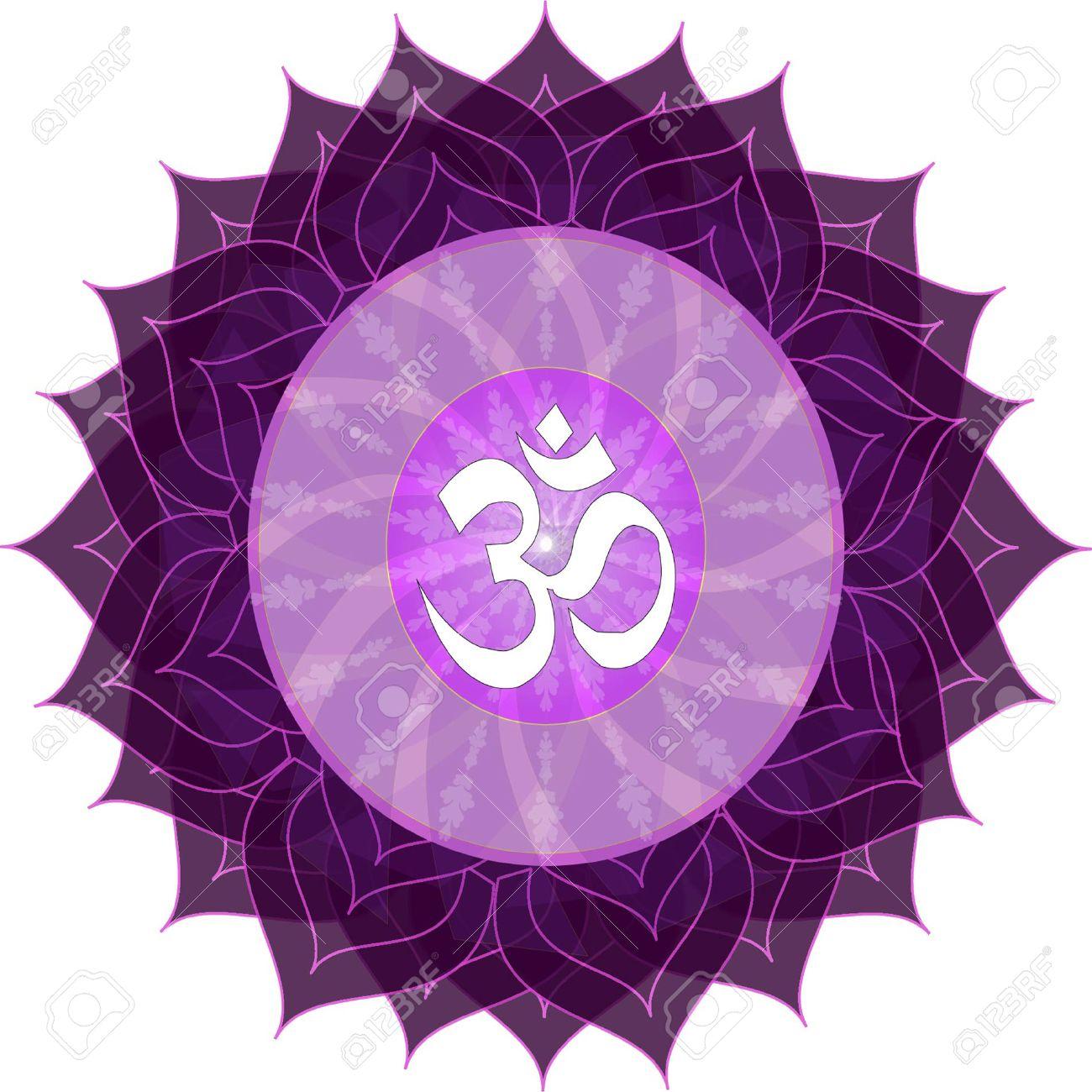 Sahasrara chakra symbol royalty free cliparts vectors and stock sahasrara chakra symbol stock vector 35578820 buycottarizona Image collections
