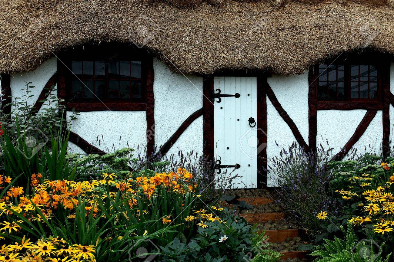 Thatched House Images & Stock Pictures. Royalty Free Thatched ...