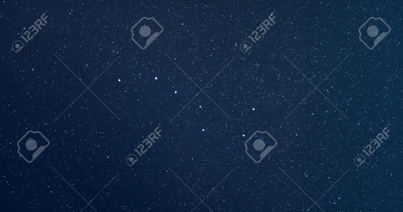 Amazing Ursa Major or Big Dipper or Great Bear constellation - 115929240