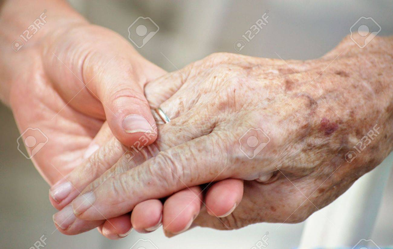 Old and Young Stock Photo - 5646408
