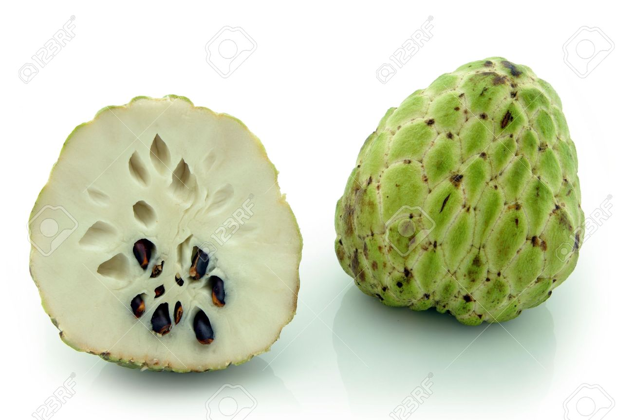 Custard Apple Fruit Pictures