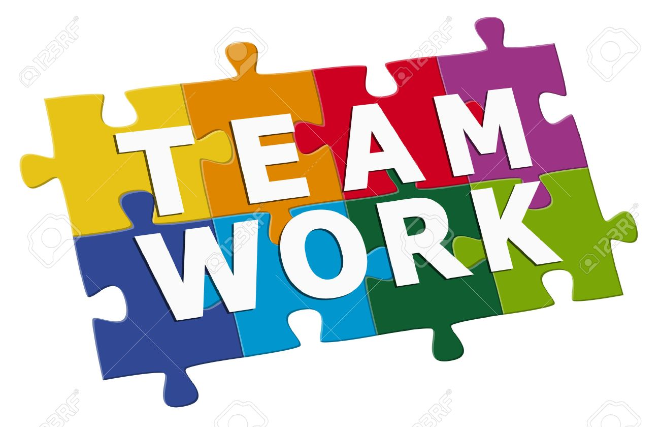 Image result for teamwork clipart