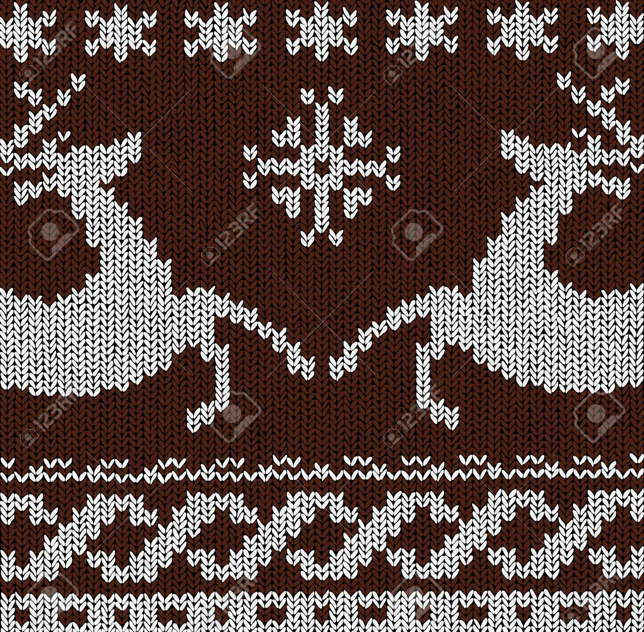Christmas Background Norwegian Knitting Patterns Royalty Free Cliparts Vectors And Stock Illustration Image 31450934