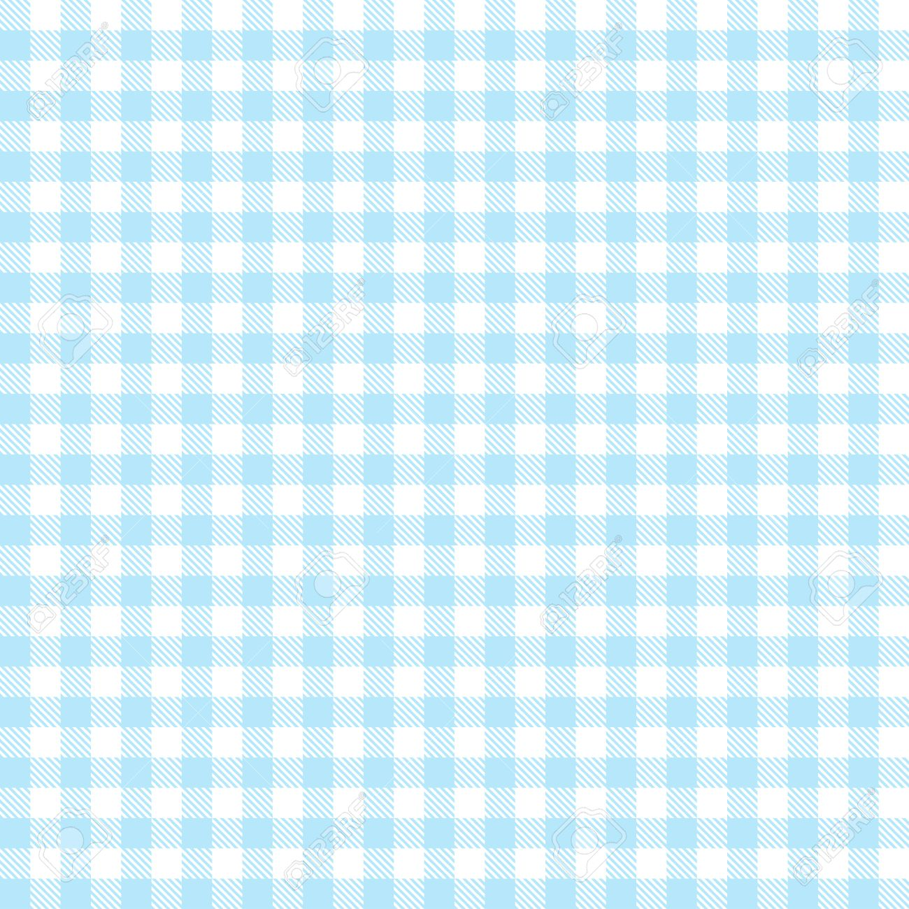Blue tablecloth background - Checkered Table Cloth Background Light Blue Stock Vector 31486778