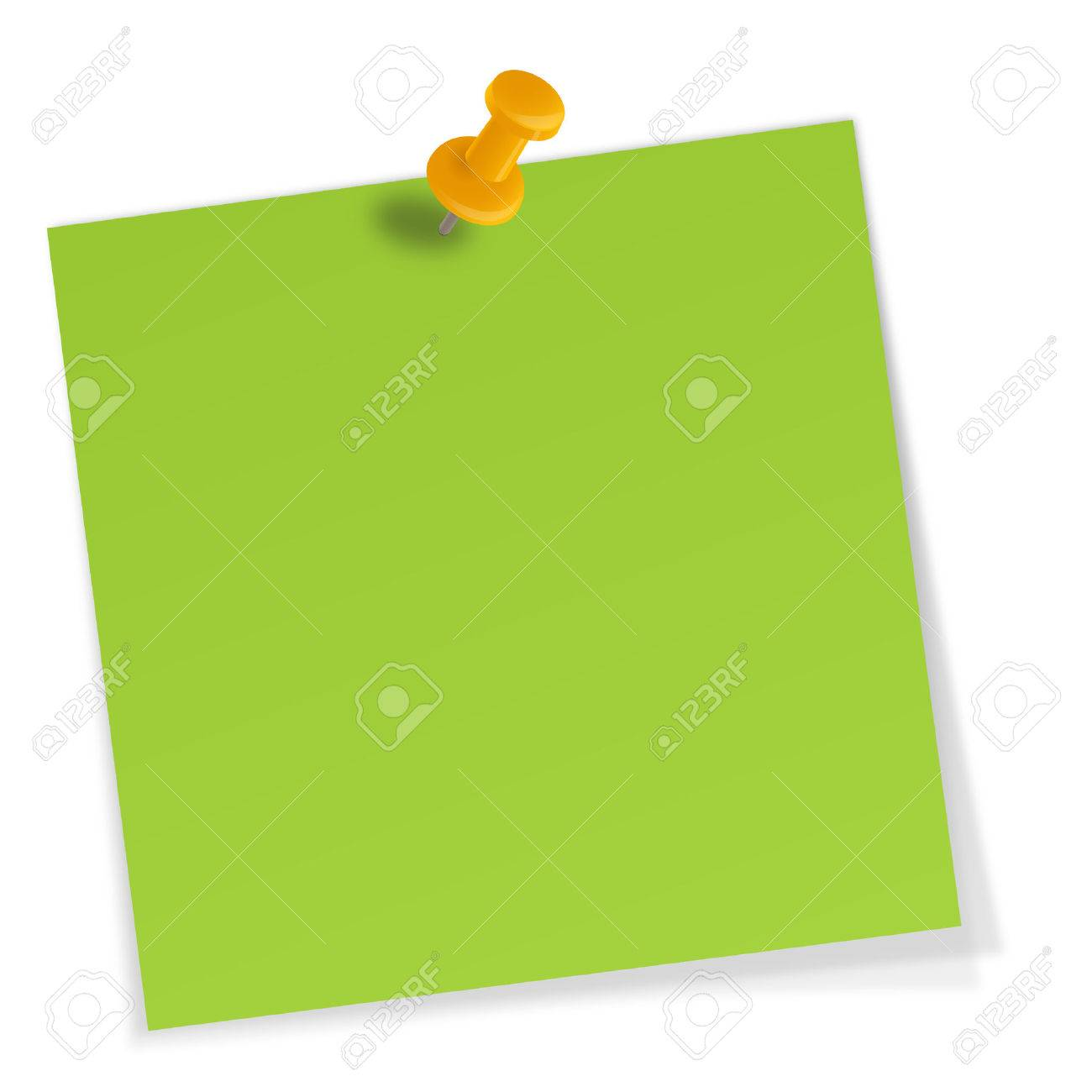 Free vector graphic sticky note note info paper free image on - Vector Sticky Note With Pin Needle