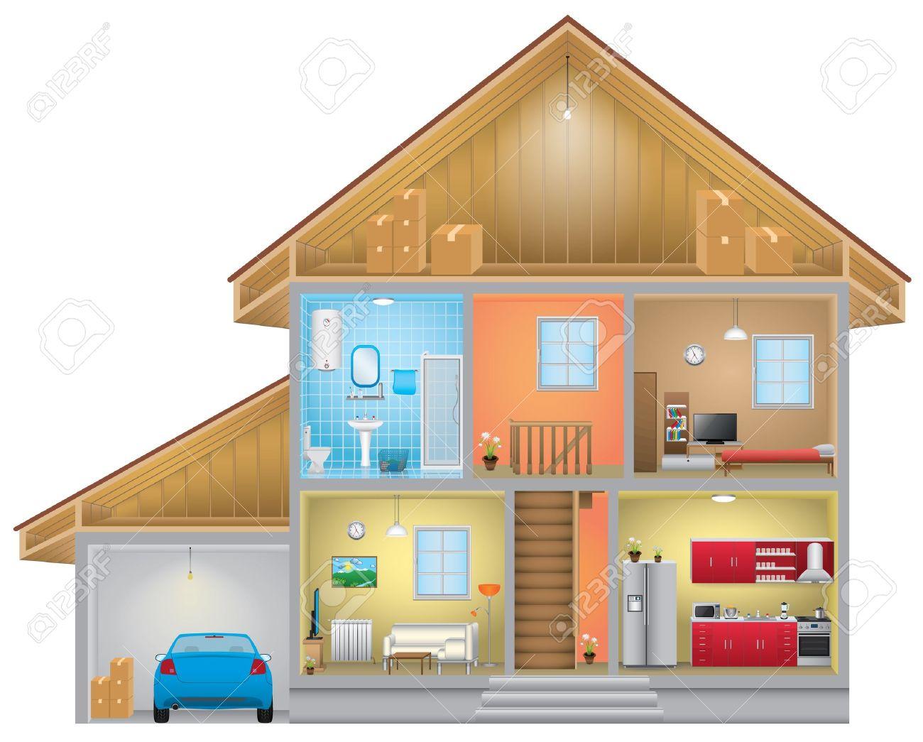 Great Casa Interior Imagens   21736191 Part 24