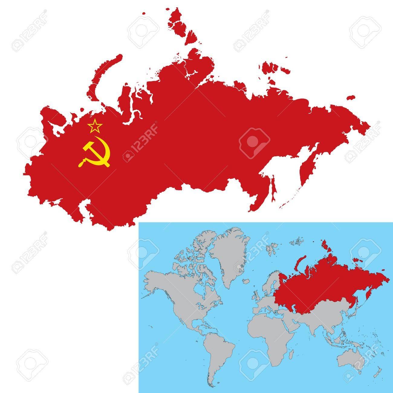 ソビエト連邦 ロイヤリティフリ...