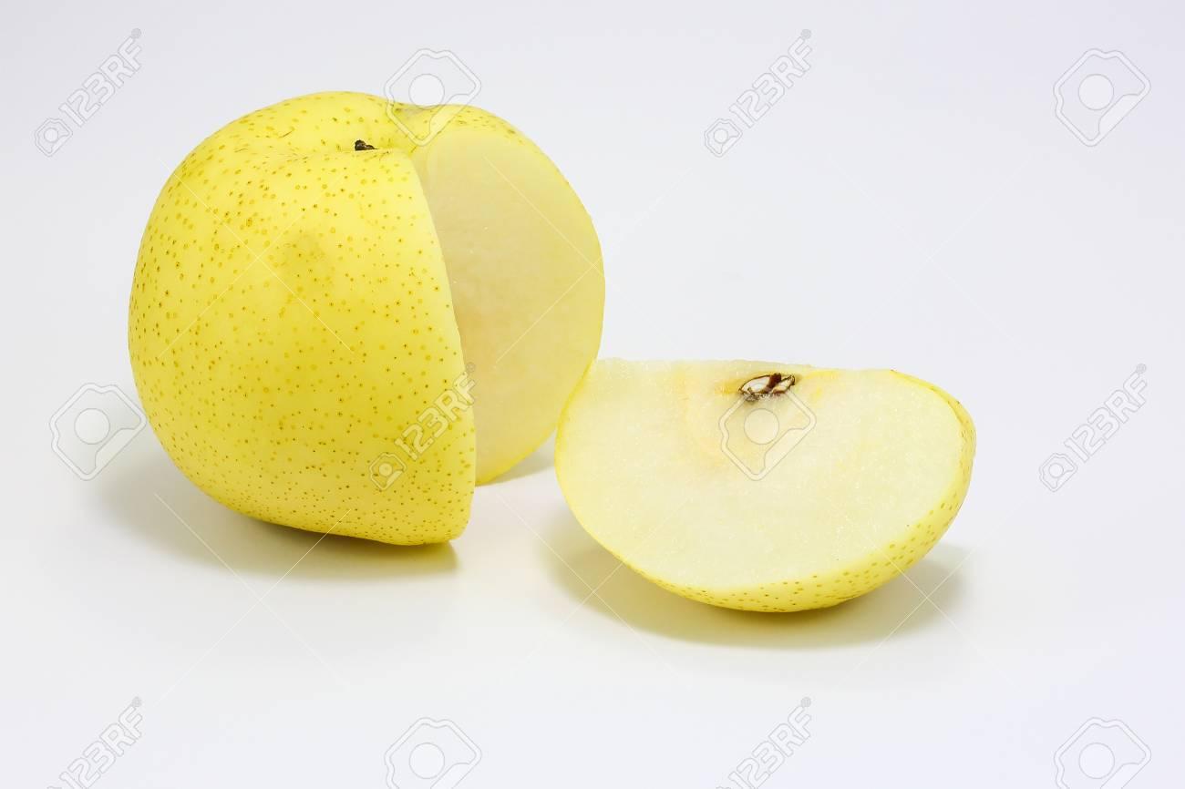 Asian apple pear