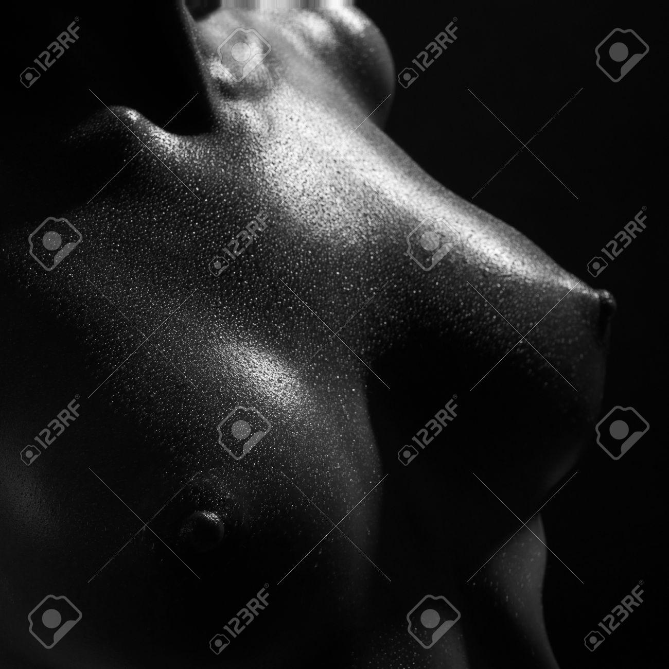 Prancer as naked as a reindeer