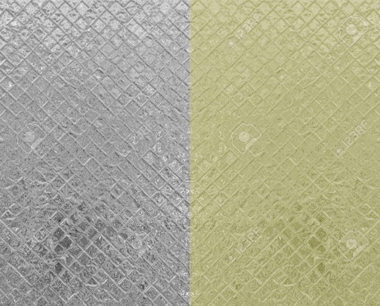 Sammlung Farbhintergrund Von Fliesen Mosaik Standard Bild   13768853