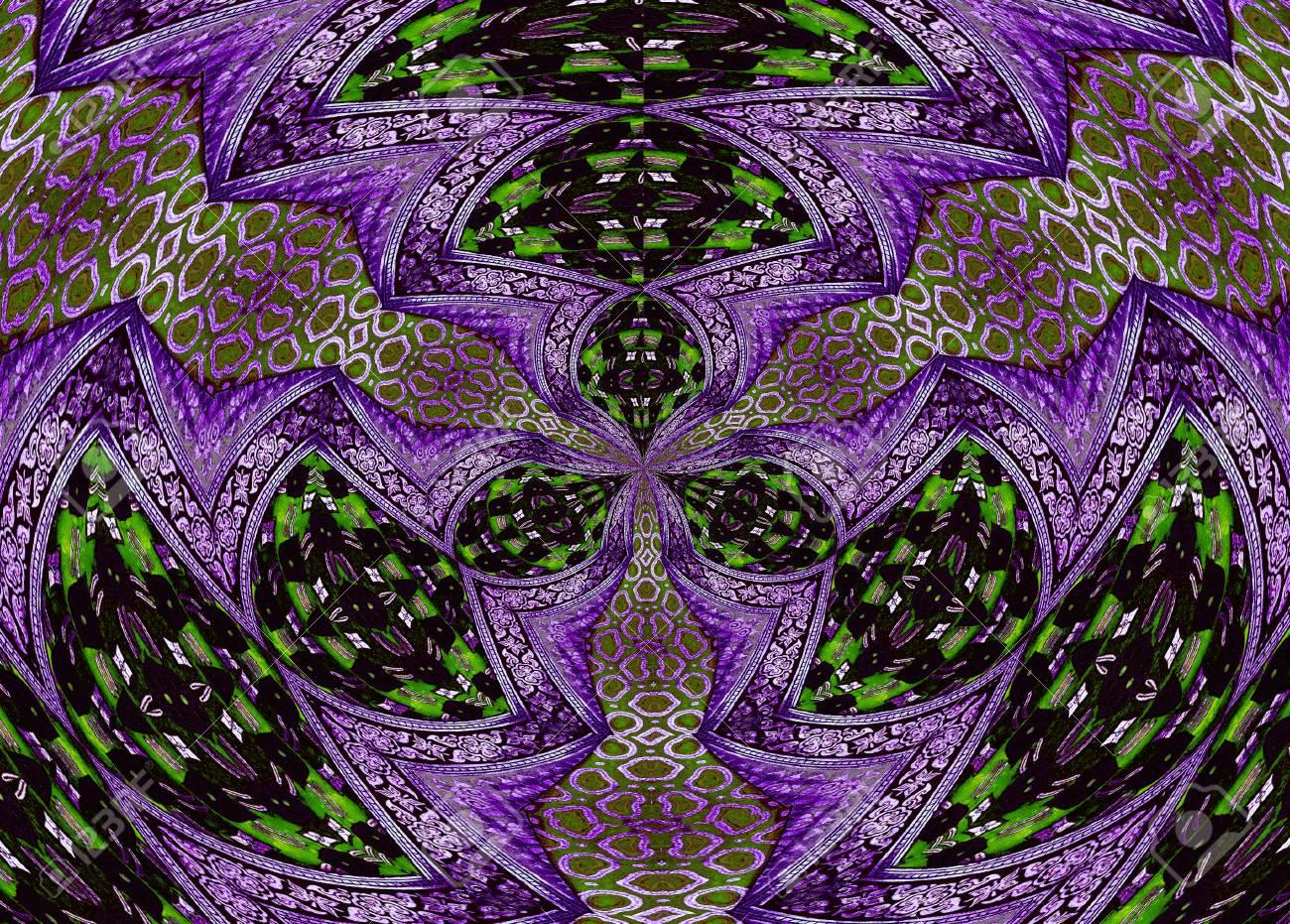 Seamless Thai pattern Stock Photo - 15520503