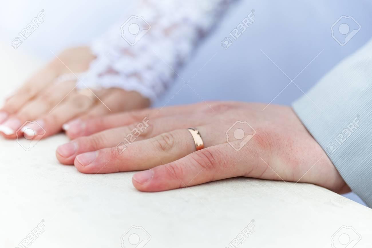 Attractive Wedding Ring Hands Ensign - Blue Wedding Color Ideas ...