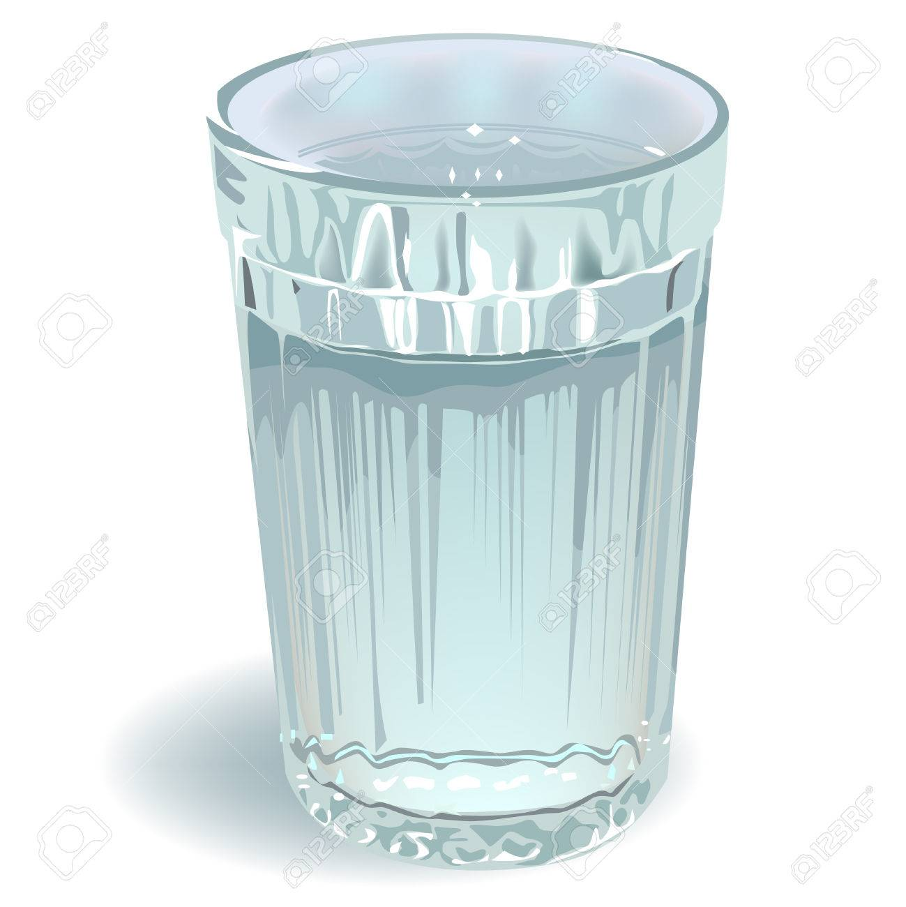 glass of water - 8017296