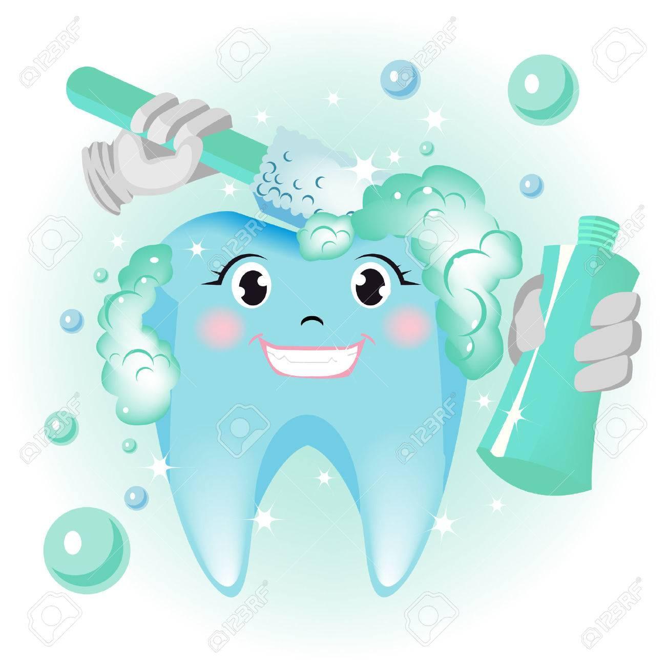 Teeth cleaning - 8549093