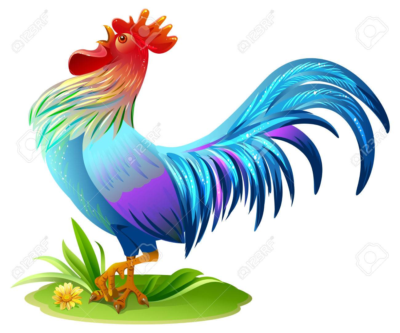 Image result for new year 2017 year of rooster glittering