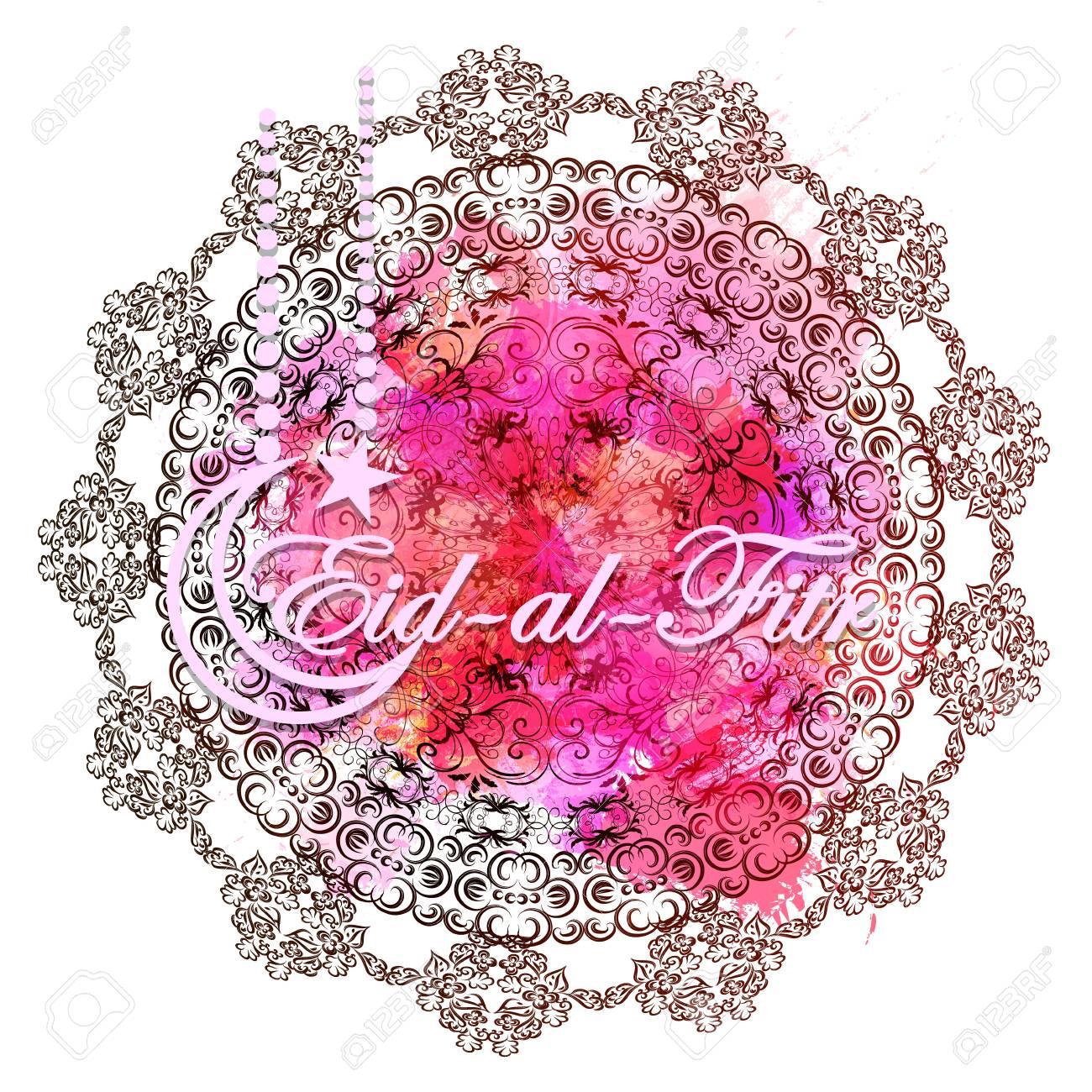 Beautiful Eid Holiday Eid Al-Fitr Greeting - 100102399-eid-al-fitr-mubarak-greeting-card-religious-holiday-celebrated-by-muslims-vector-illustration-  Image_924024 .jpg