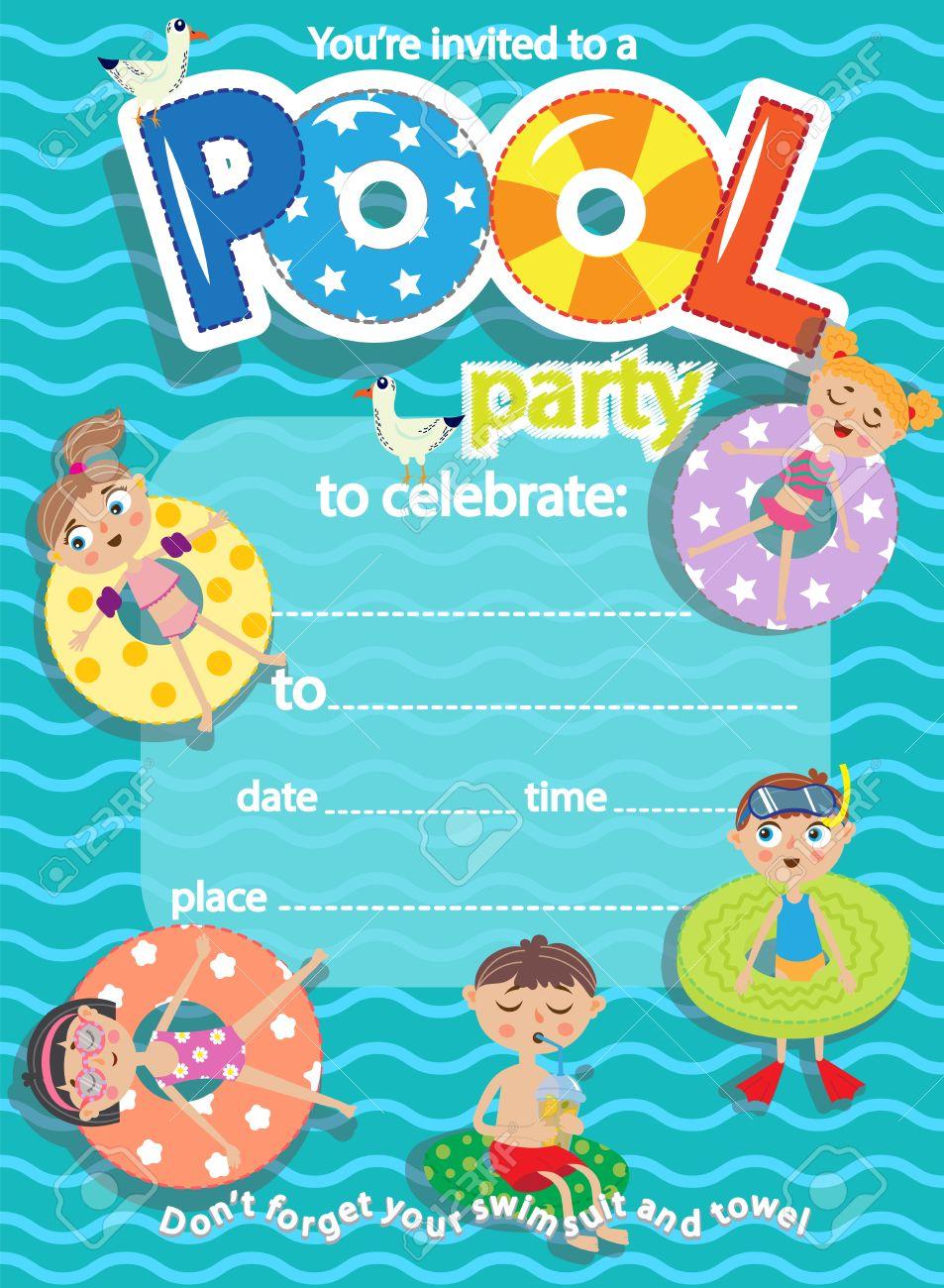 party einladung vorlage