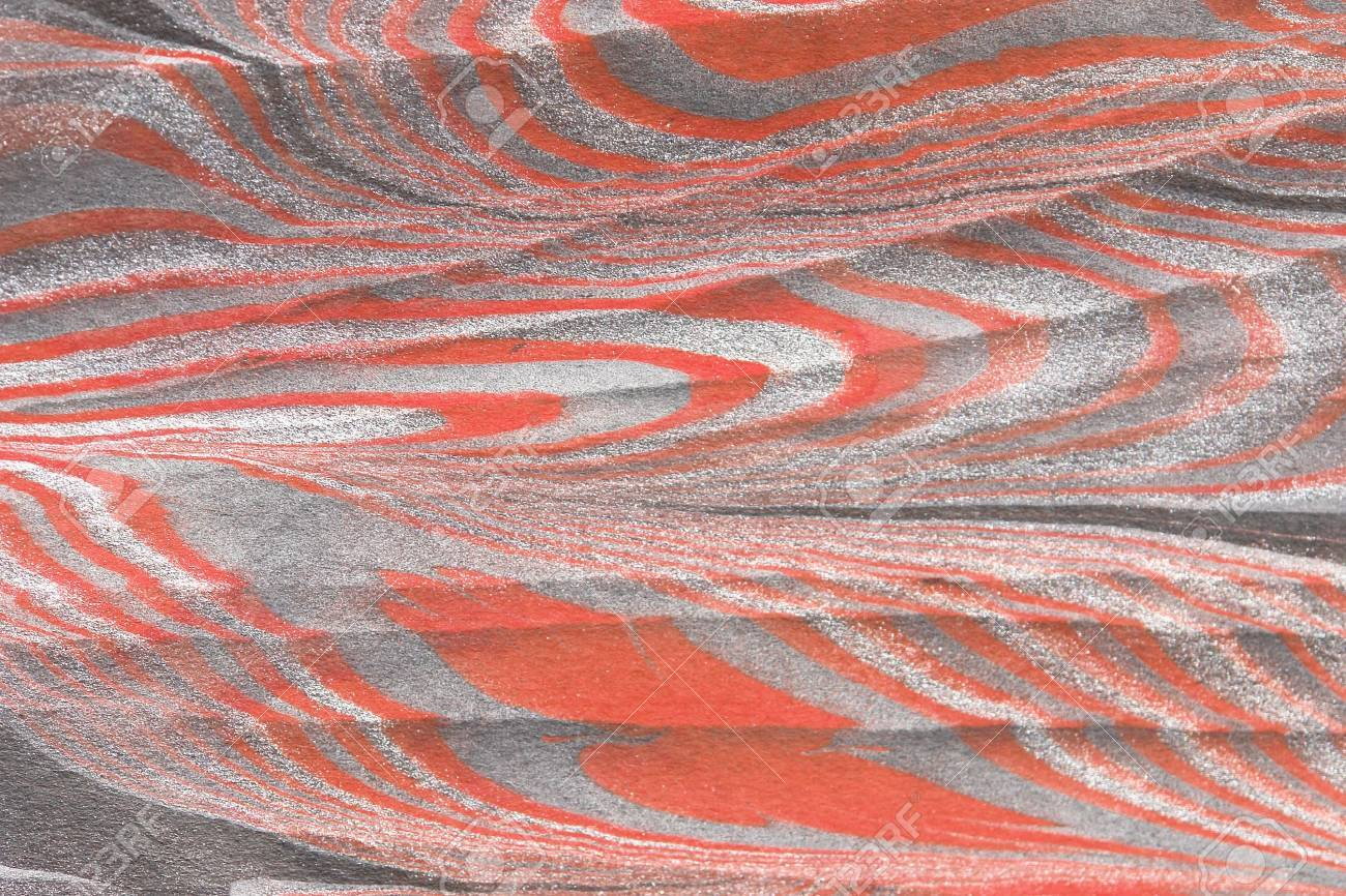 Marbled paper artwork background Stock Photo - 9831733