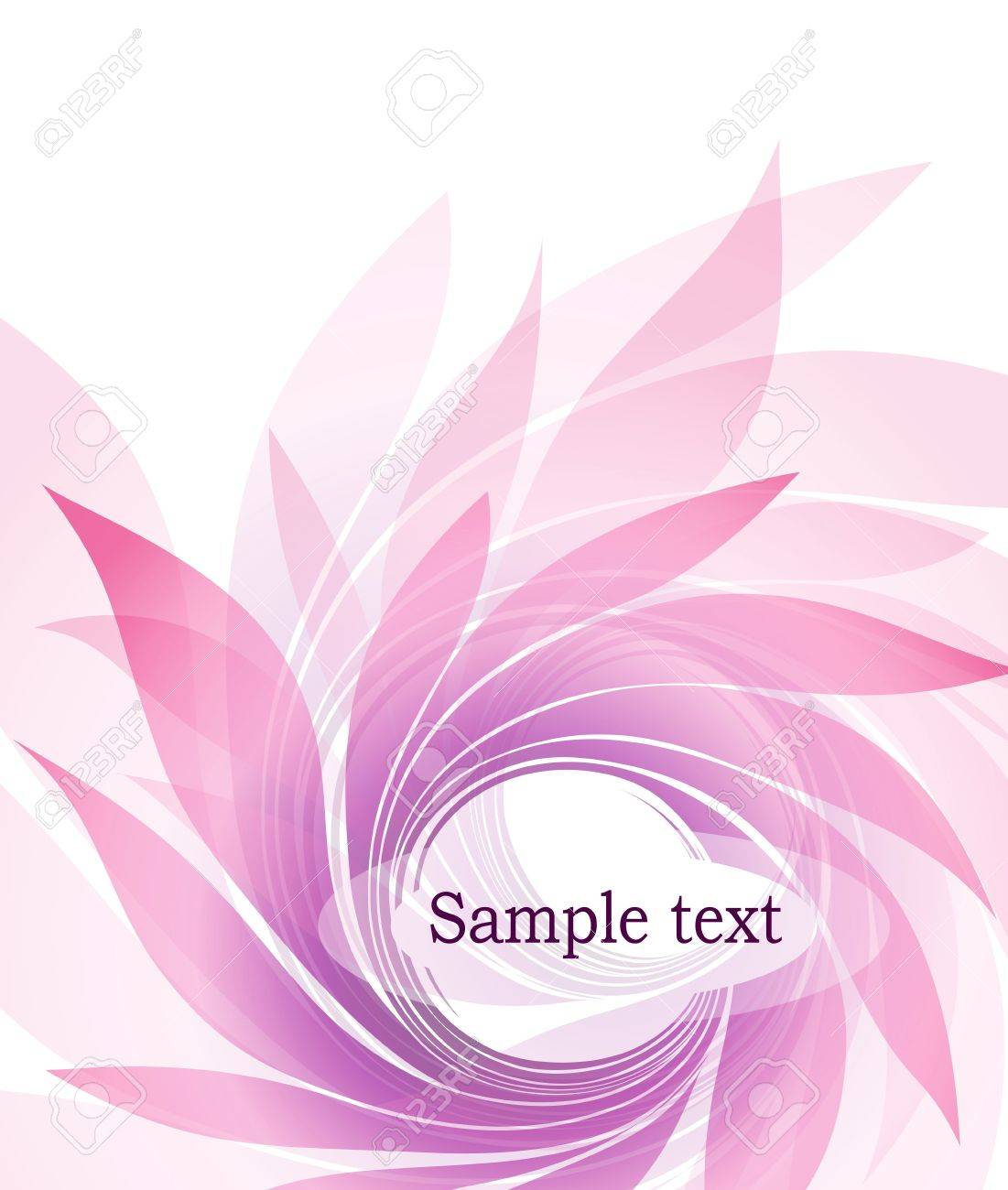 abstract background with petal - 11408274