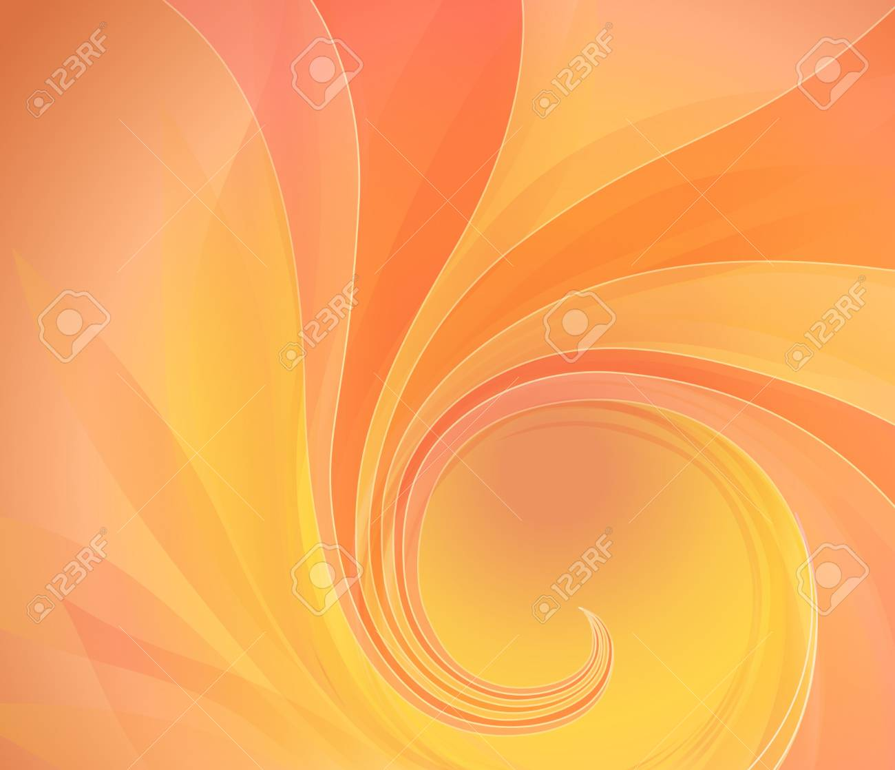 abstract background with petal Stock Vector - 12480564